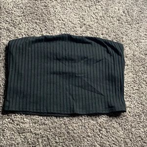 black PINK tube top